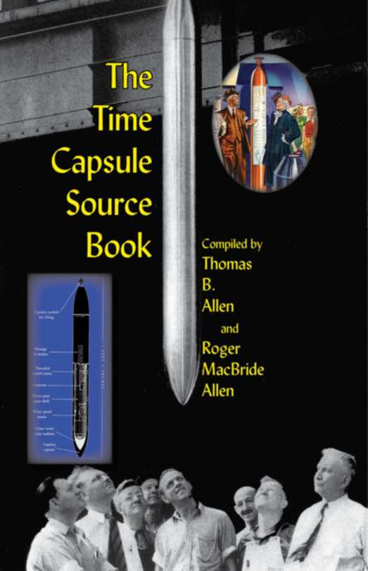 The Time Capsule Source Book